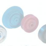 KLR SLR Konveyörler için metal ve plastik makaralar