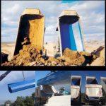 Bunker ve Silolarda UHMWPE Kaplaması