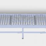 Poly-V Kayış Tahrikli Konveyör / Poly v Powered Conveyor Rollers